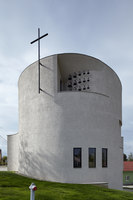 Church of St. Wenceslas | Church architecture / community centres | Atelier Štěpán