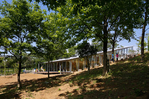 Hakusui Nursery School | Kindergartens / day nurseries | Yamazaki Kentaro Design Workshop