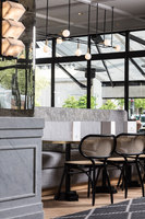 Café du Trocadéro | Manufacturer references | WIENER GTV DESIGN reference projects