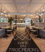 Café du Trocadéro | Manufacturer references | WIENER GTV DESIGN