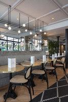 Café du Trocadéro | Herstellerreferenzen | WIENER GTV DESIGN