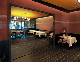 Porto Pojana Terminus Restaurant | Manufacturer references | WIENER GTV DESIGN reference projects