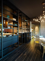 Porto Pojana Terminus Restaurant | Manufacturer references | WIENER GTV DESIGN