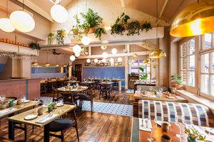 Darjeeling Express | Restaurant interiors | A-nrd Studio