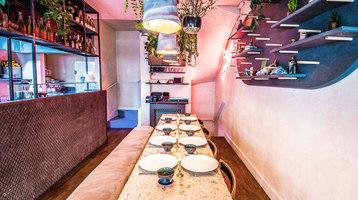 Mamie's | Diseño de bares | A-nrd Studio