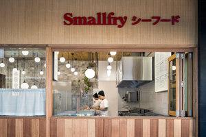 Smallfry Seafood | Diseño de bares | Sans-Arc Studio