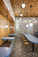 Smallfry Seafood | Bar interiors | Sans-Arc Studio