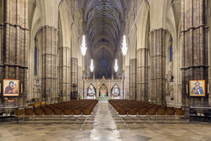Westminster Abbey London | Manufacturer references | Casala