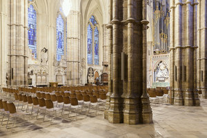 Westminster Abbey London | Manufacturer references | Casala reference projects