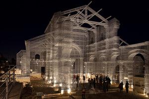 Basilica of Siponto | Installationen | Edoardo Tresoldi