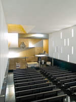 Parish Church Of Santa Monica | Church architecture / community centres | Vicens + Ramos