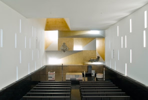 Parish Church Of Santa Monica | Edifici sacri/Centri comunali | Vicens + Ramos