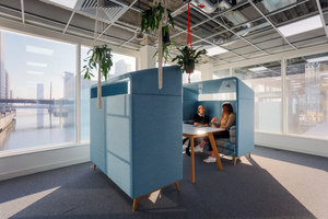 Time Inc. | Office facilities | Bradley Johnson Design