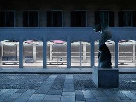 Acne Studios flagship Milan | Shop interiors | Jonny Johansson
