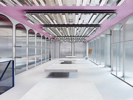 Acne Studios flagship Milan | Intérieurs de magasin | Jonny Johansson