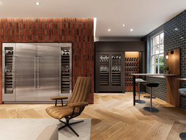 Gaggenau Showroom London | Manufacturer references | Occhio