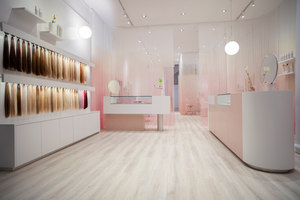 Glam Seamless | Shop interiors | Sergio Mannino Studio