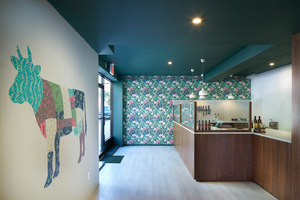 Wholesome Cuts Butcher Shop | Intérieurs de magasin | Sergio Mannino Studio