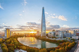 Lotte World Tower | Office buildings | KPF