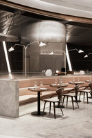 Sean Connolly at Dubai Opera | Bar interiors | Alexander & CO