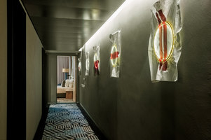 Bezalel Hotel | Manufacturer references | Naama Hofman reference projects