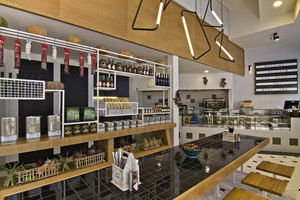 Tel Aviv Restorant | Manufacturer references | Naama Hofman reference projects