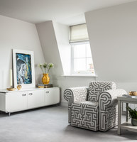 City Penthouse | Living space | Jane Richards Interiors