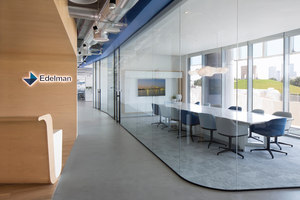 Edelman HQ Abu Dhabi | Office facilities | Pallavi Dean interiors
