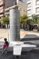 Gal·la Placídia Square | Manufacturer references | Escofet 1886 reference projects