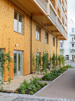 The Wooden Box House | Immeubles | Spridd