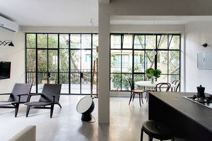 Apartment in Tel-Aviv | Living space | Dafna Gravinsky