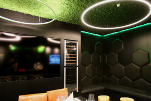 VFL Wolfsburg | Volkswagen Arena | VIP Lounge | Manufacturer references | Freund reference projects