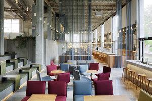 Les Grands Verres | Restaurant-Interieurs | Lina Ghotmeh Architecture
