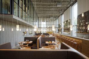 Les Grands Verres | Restaurant interiors | Lina Ghotmeh Architecture