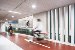 Utrecht Bicycle Parking Garage | Industriebauten | Ector Hoogstad Architecten