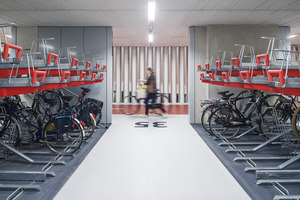 Utrecht Bicycle Parking Garage | Industrial buildings | Ector Hoogstad Architecten