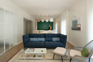A renovated Tel-Aviv apartment | Living space | Housestanding design