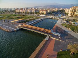 Bostanli Sunset Lounge Foot Bridge |  | studio evren başbuğ