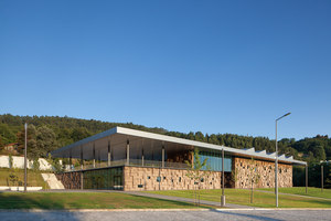 Gymnastics Training Center of Guimaraes | Sports halls | Pitagoras group