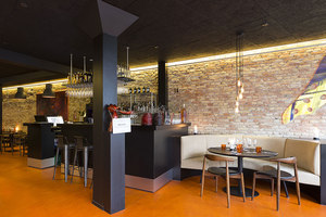 Restaurant Tabu | Manufacturer references | Troldtekt reference projects