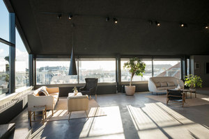 Fredericia Furniture showroom | Herstellerreferenzen | Troldtekt