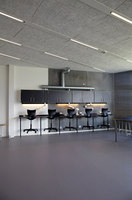 VID Gymnasien / Viden Djurs | Manufacturer references | Troldtekt reference projects