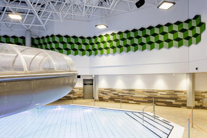 Hallenbad Münster-Kinderhaus | Manufacturer references | Troldtekt reference projects
