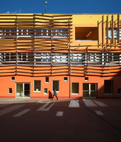 Departments Of Law And Central Administration | Università | Crab Studio