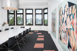 FINETT DIMENSION in Stuttgarter Agentur-Villa | Manufacturer references | Findeisen reference projects