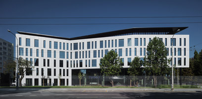 Piano Office Center | Office buildings | CMC Architects