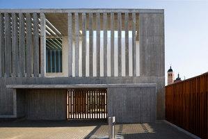 Cultural Centre And Music School | Schools | Alberich-Rodríguez Arquitectos
