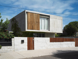 House in Soto del Real | Detached houses | Alberich-Rodríguez Arquitectos