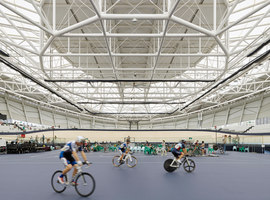 Anna Meares Velodrome | Sportarenen | Cox Architects