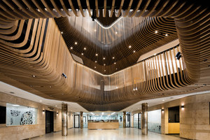 Sir Zelman Cowen Centre | Universités | Cox Architects